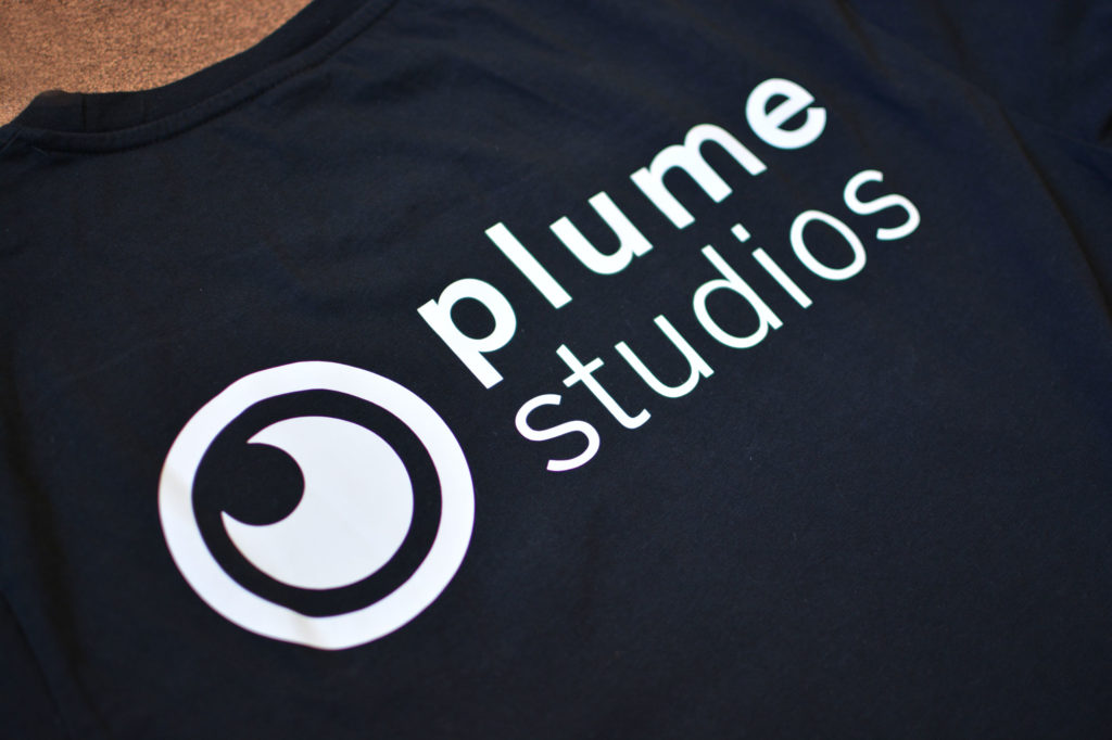 Plume Studio - t-shirt 2