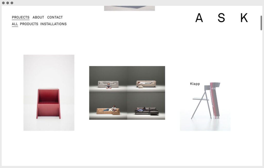 Screenshot Atelier Steffen Kehrle 2