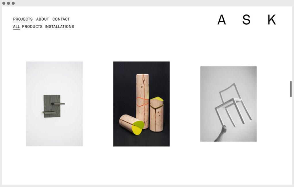 Screenshot Atelier Steffen Kehrle 3